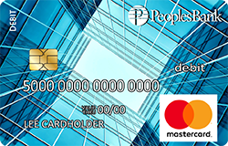 Architecture debit card
