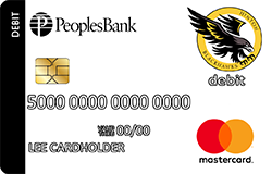 Hinton Blackhawks debit card