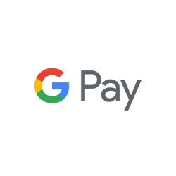 Google Pay logo - Click logo for more information about Google Pay.
