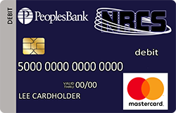 Netherlands Reformed Christian School debit card