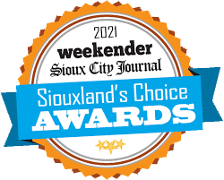 2021 Weekender Sioux City Journal Siouxland's Choice Awards